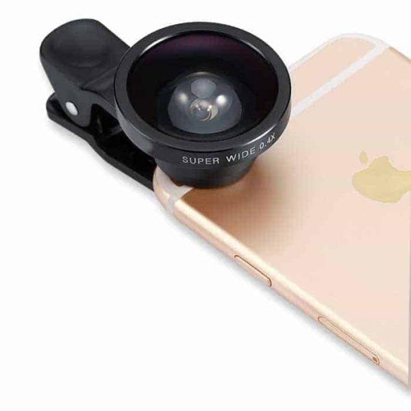 0.4X Super Wide Angle Selfie Lens