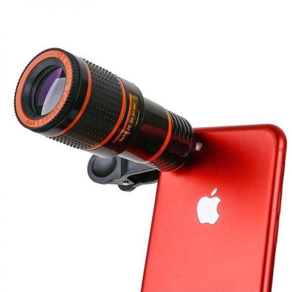 8x mobile dslr lens zoom lens