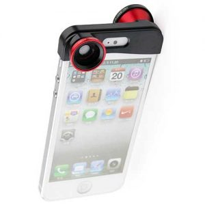 3-in-1 Quick Change Lens Kit iPhone 5 5S SE