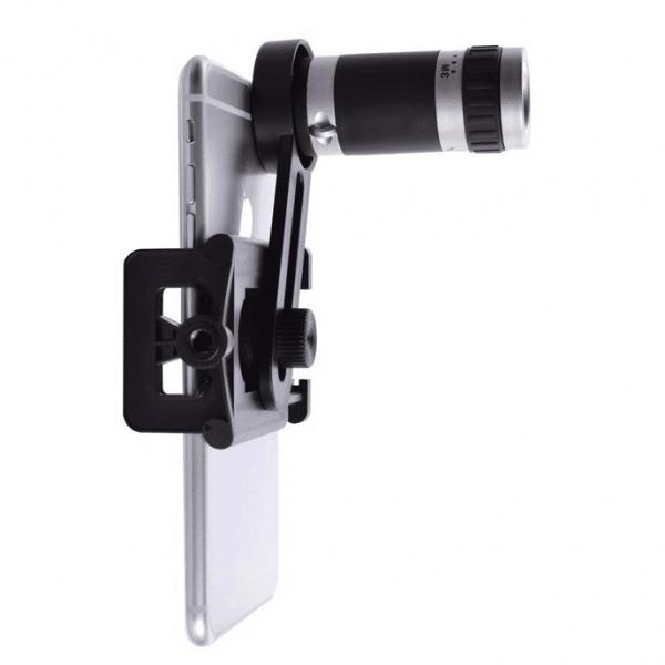 8X Zoom Universal Mobile Phone Lens Kit