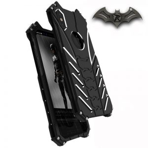 Batman Dark Knight Armor Metal Case iPhone