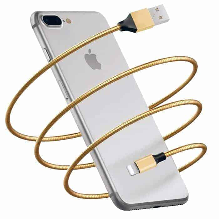Indestructible Iphone Cable