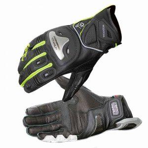 KOMINE GK-170 Titanium Motorcycle Gloves