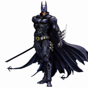 dc comics variant play arts kai batman blue