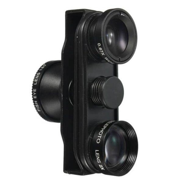 Rapid Rotating Multi-Lens Kit iPhone 6 6s Plus
