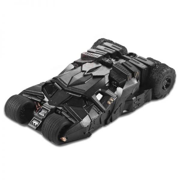 Tumbler Batmobile iPhone Case