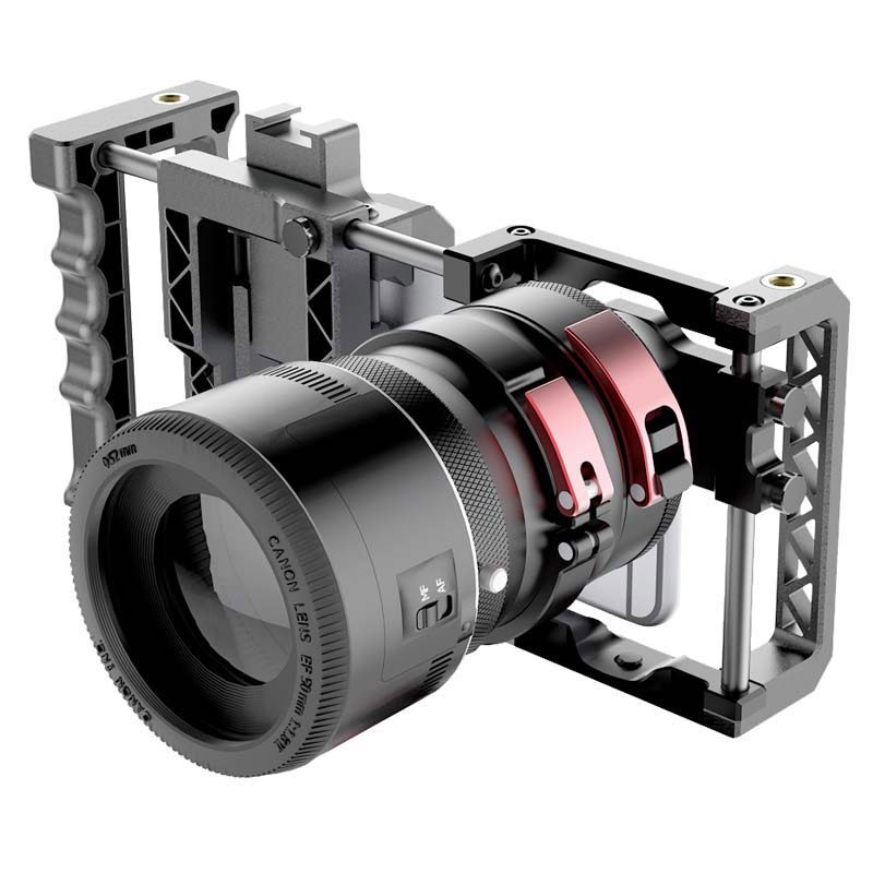 Beast Rig - Mobile DSLR Conversion Lens Rig