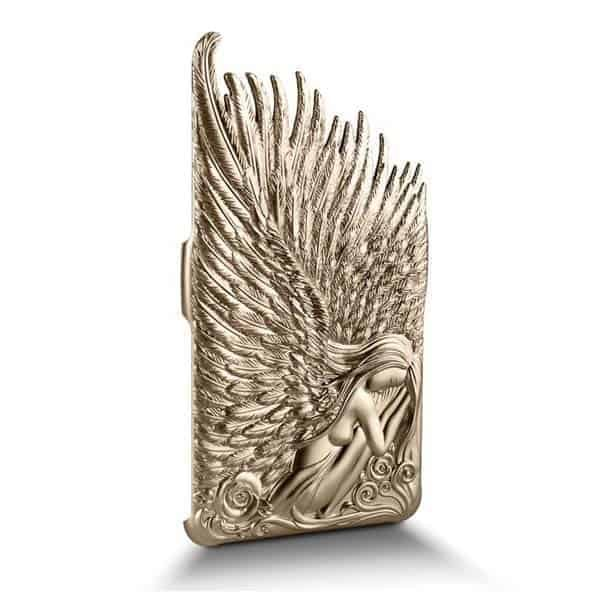 Love Crazy Angel Wings Case Cover iPhone 7 Plus