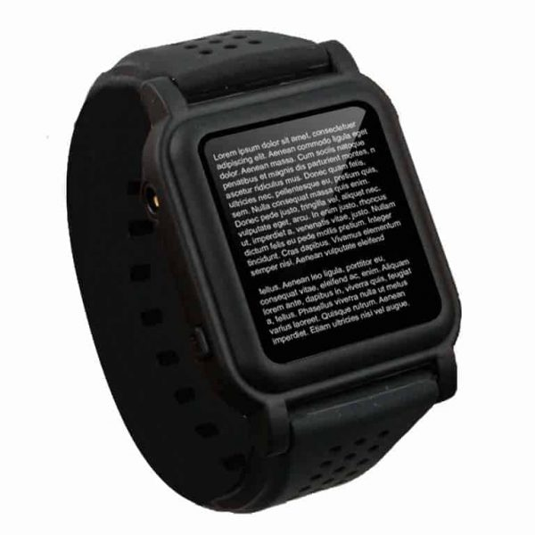 Students Cheating Watch E-ink Reader