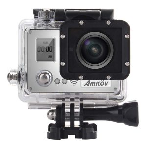 AMKOV AMK7000S 4K Action Camera