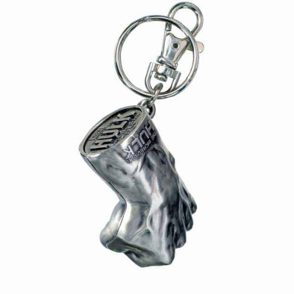 Incredible Hulk Fist Keychain