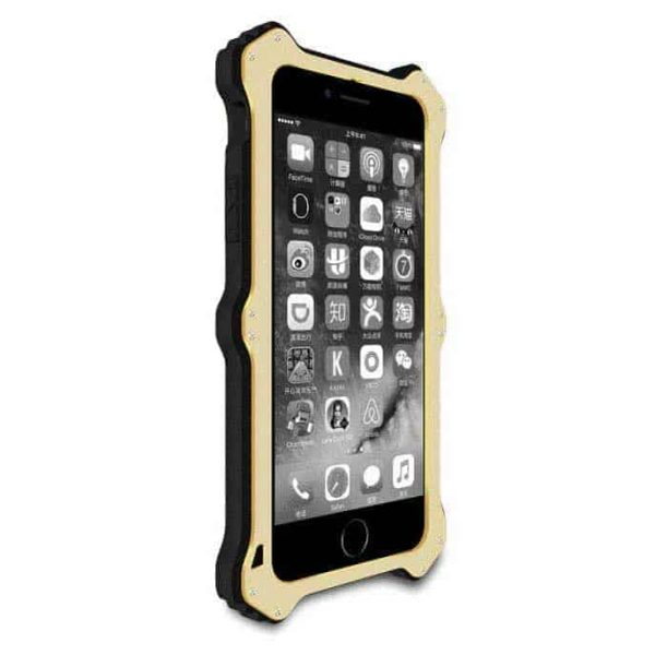 Qi Wireless Charging Gorilla Glass Case iPhone 7 Plus
