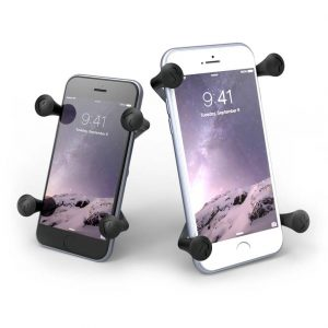 Ram X-Grip Phone Bike Mount with USB Charger