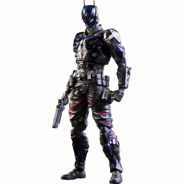 PLAY ARTS Kai Batman Arkham Knight Action Figure