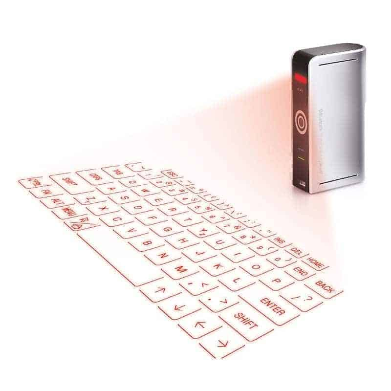 Virtual Laser Projection Keyboard Mouse