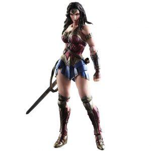 BvS PLAY ARTS KAI Wonder Woman Action Figure