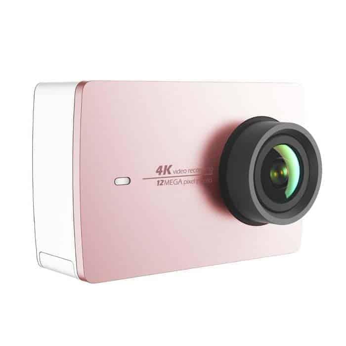 xiaomi yi 4k action camera 2 international version black. Black Bedroom Furniture Sets. Home Design Ideas