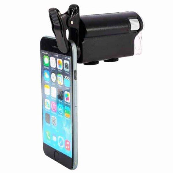 60X-100X Phone Microscope - The Ultimate Pocket Microscope!