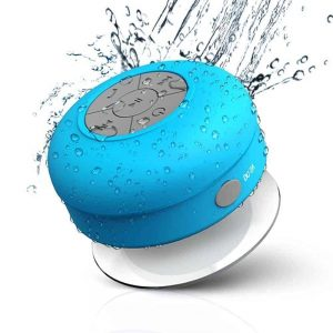 SoundBot Shower Speaker Waterproof Bluetooth Speaker