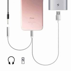 iPhone Headphone Jack Adapter - Lightning to 3.5 mm