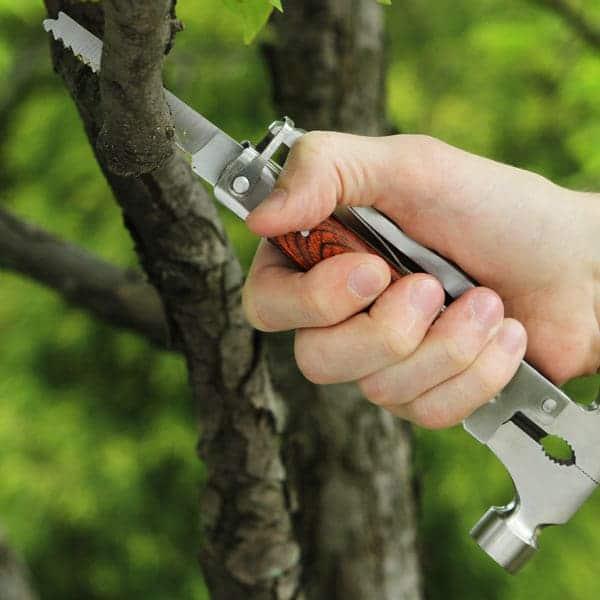 12-in-1 Mo-Tool Multi-Tool Axe