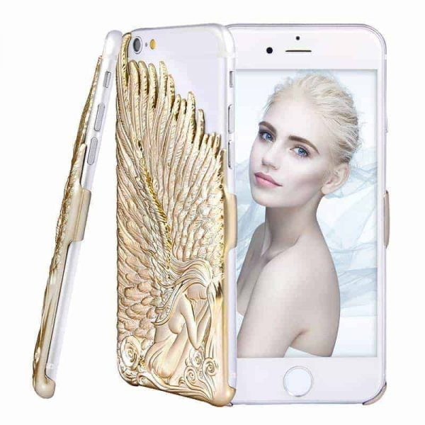 Angel Wings Case Cover iPhone 7 Plus Angel Wings Case Cover iPhone 8 Plus