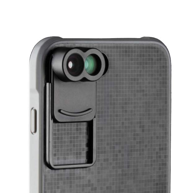 World S First Dual Zoom Lens Kit For Iphone 7 And Iphone 8