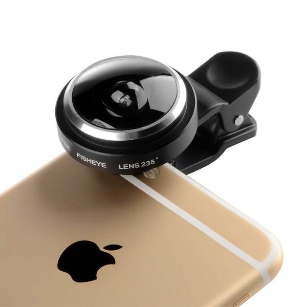 Super Fisheye Mobile Lens