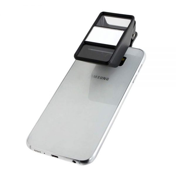 3D Stereoscopic Mobile Lens Adapter