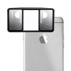 3D Stereoscopic iPhone iPad Lens