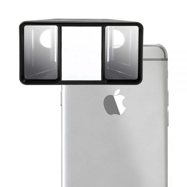 3D Stereoscopic iPhone iPad Lens