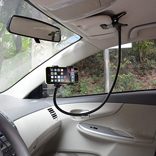 360 176 Flexible Phone Stand Metal Phone Holder For Bed Table Car