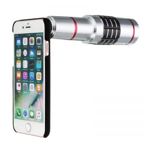 18x Super Zoom Telephoto Mobile Lens
