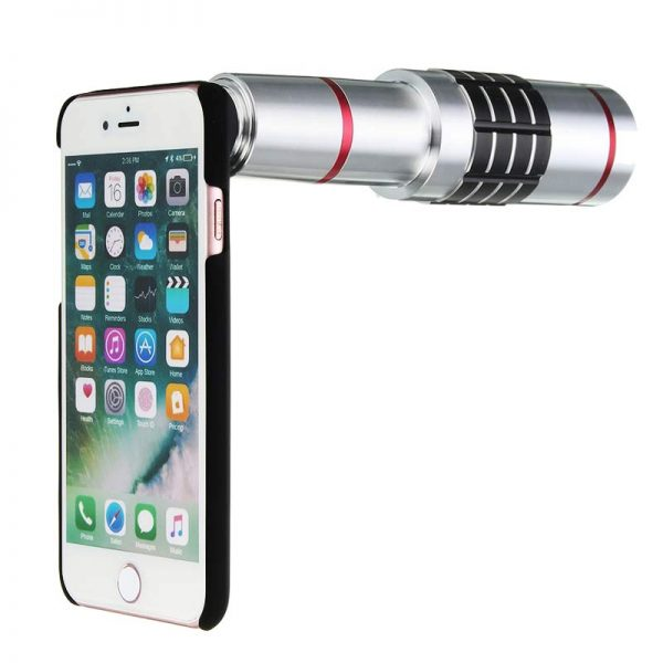 18x Super Zoom Telephoto Mobile Lens