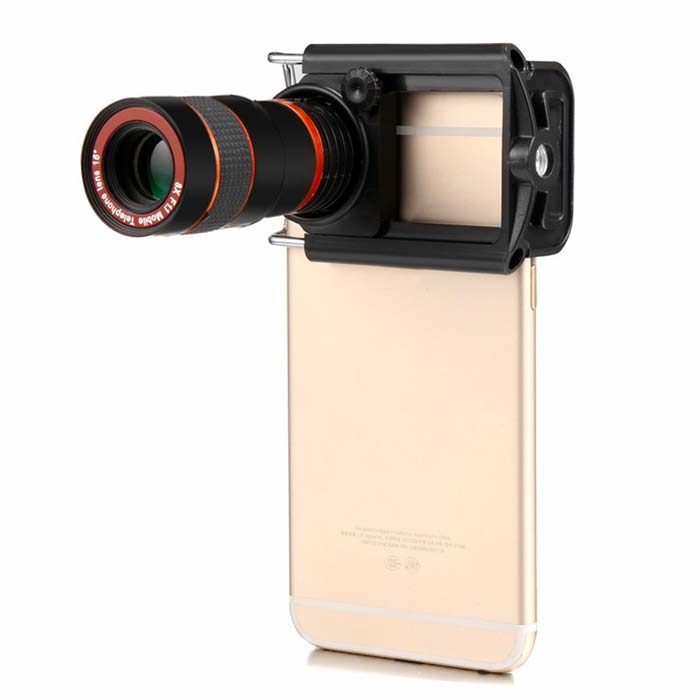 8x Mobile SLR Zoom Lens 3.0