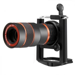 8X Zoom Lens Mobile DSLR