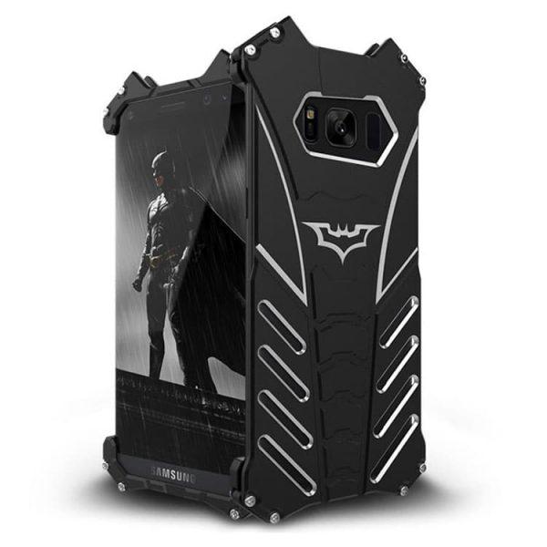 Batman Dark Knight Armor Metal Case Samsung Galaxy Note