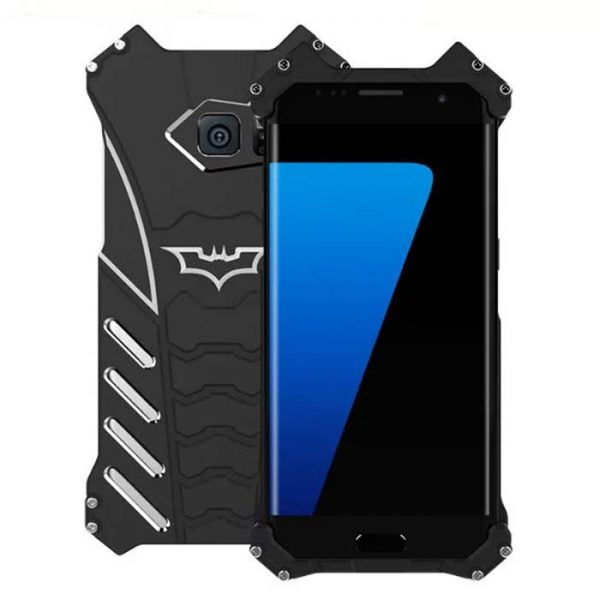Batman Dark-Knight Armor Metal Case Samsung Galaxy Note
