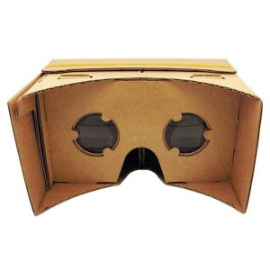 Google Cardboard DIY Virtual Reality 3D Glasses