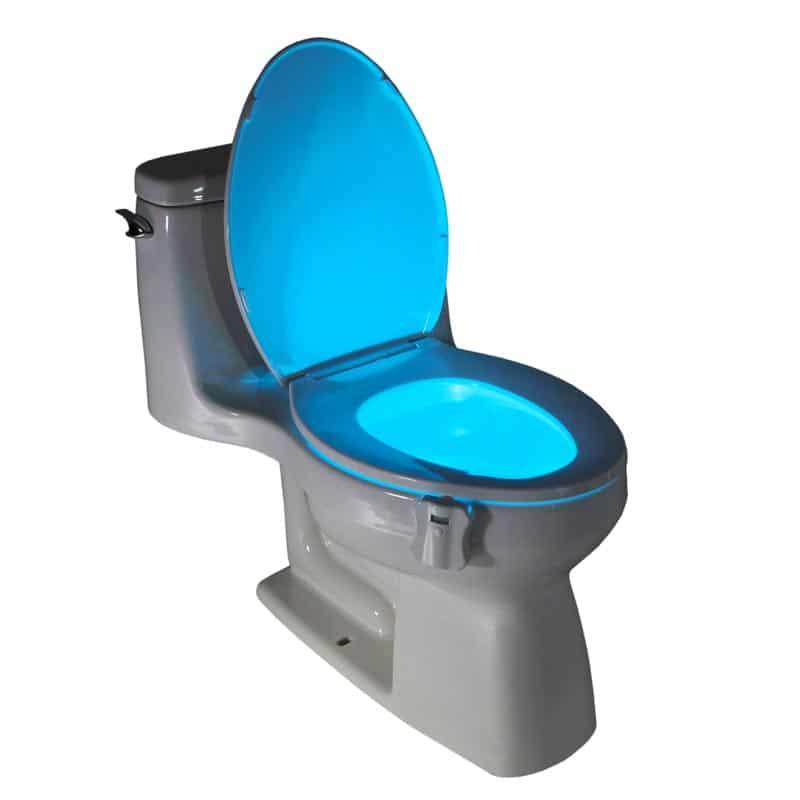 illumibowl night light toilet