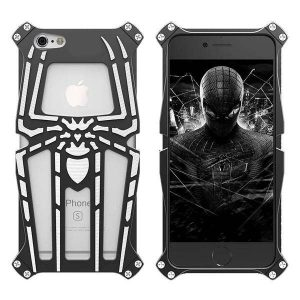 Spider-Man Metal Armor Case iPhone