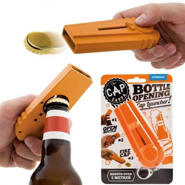 Cap Zappa Bottle Opener Cap Shooter