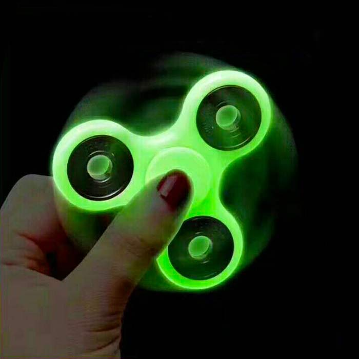 Glow In The Dark EDC Fidget Spinner