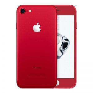 iPhone 7 RED Titanium Gorilla Glass Casing