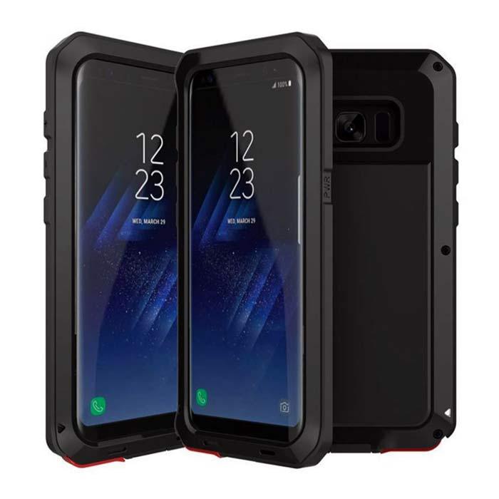 US/FR/ES/DE/AU Battery Charger Case For Samsung Galaxy S8