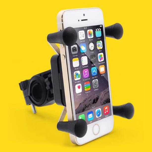 x-grip-phone-mount-bike-motorcycle-bicycle-groot-gadgets (1)