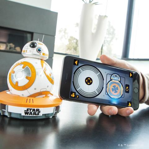 BB-8 Droid Robot