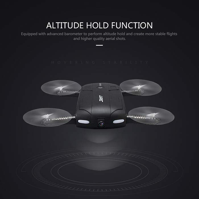 ELFIE Foldable Drone - Your Personal Flying Camera