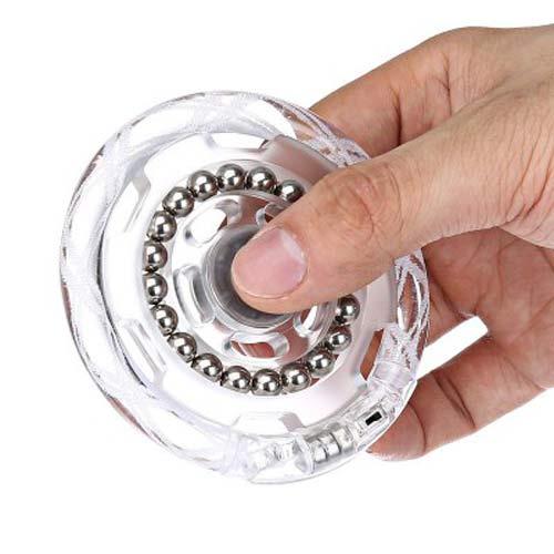 LED Fidget Gyro Spinner