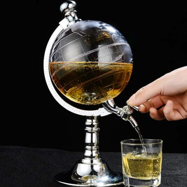 World Globe Drink Dispenser